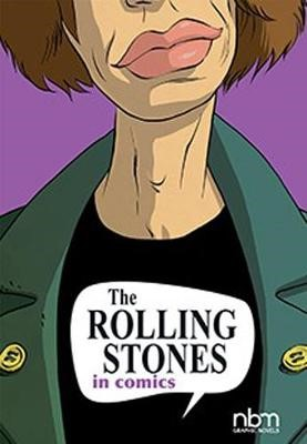 The Rolling Stones In Comics -