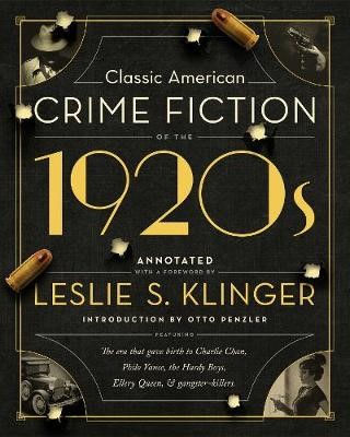 Classic American Crime Fiction of the 1920s -