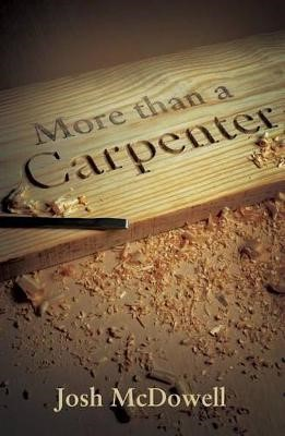 More Than a Carpenter (Pack of 25) -