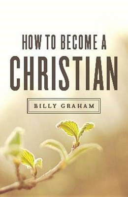 How to Become a Christian (Ats) (Pack of 25) - pr_144379