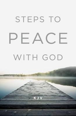 Steps to Peace with God (Pack of 25) - pr_144386