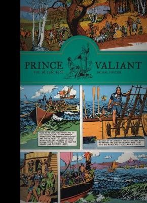 Prince Valiant Vol. 16: 1967-1968 -