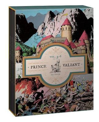 Prince Valiant Volumes 4-6 Gift Box Set -