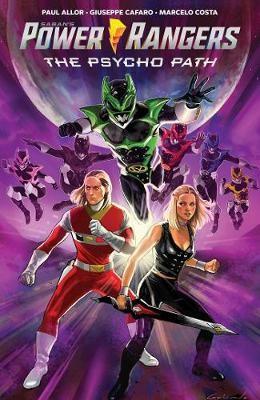 Saban's Power Rangers Original Graphic Novel: The Psycho Path -