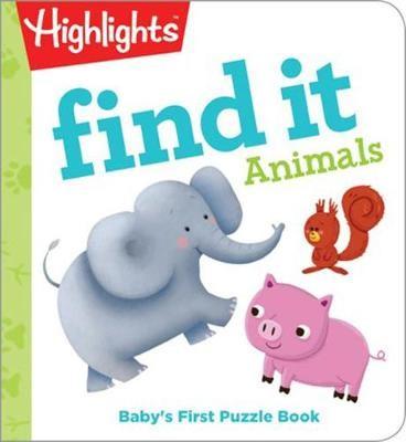 Find it Animals -