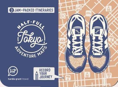 Half-full Adventure Map: Tokyo -