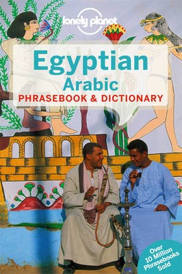 Lonely Planet Egyptian Arabic Phrasebook & Dictionary - pr_165477