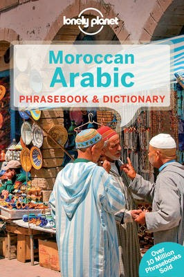 Lonely Planet Moroccan Arabic Phrasebook & Dictionary - pr_169020