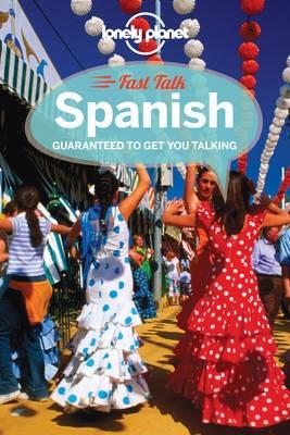 Lonely Planet Fast Talk Spanish - pr_1812632