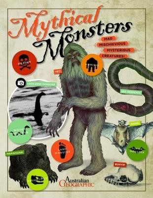 Mythical Monsters -
