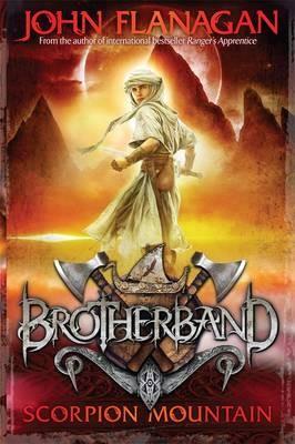 Brotherband 5 - Scorpion Mountain -