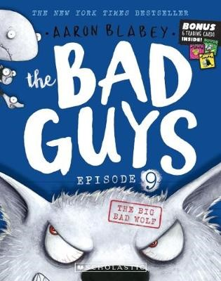 The Bad Guys Episode 9: The Big Bad Wolf -