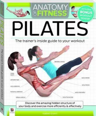 Pilates Anatomy of Fitness: Trainer's Inside Guide - pr_1774704
