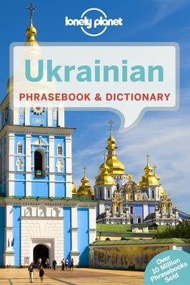 Lonely Planet Ukrainian Phrasebook & Dictionary -