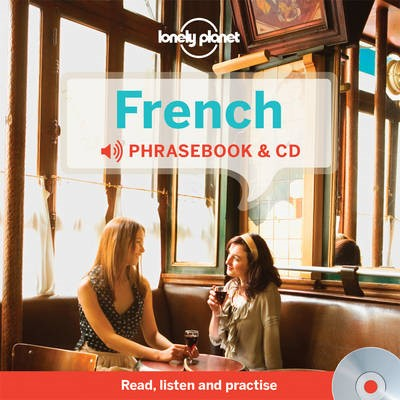 Lonely Planet French Phrasebook and Audio CD -