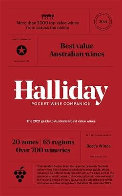 Halliday Pocket Wine Companion 2021 -