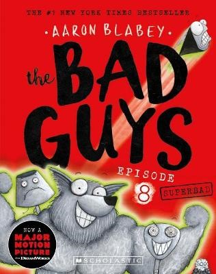 The Bad Guys Episode 8: Superbad plus Trading Cards -