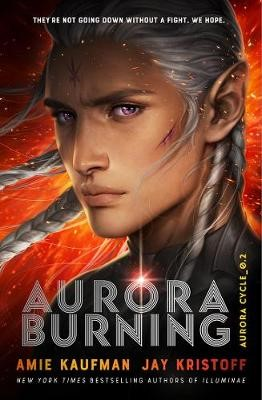 The Aurora Cycle Bk 2: Aurora Burning - pr_1869070