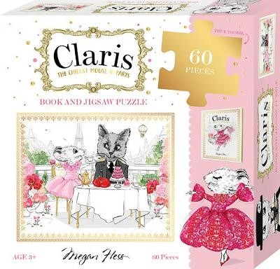 Claris: Book and Puzzle Set -