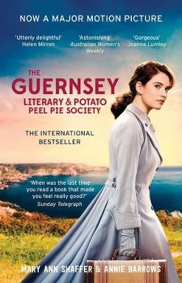 The Guernsey Literary and Potato Peel Pie Society Film Tie-In -