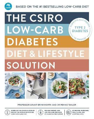 The CSIRO Low-carb Diabetes Diet & Lifestyle Solution - pr_1870247