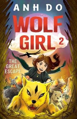 The Great Escape: Wolf Girl 2 -