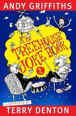 The Treehouse Joke Book 2 -