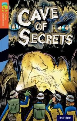 Oxford Reading Tree TreeTops Graphic Novels: Level 13: Cave Of Secrets - pr_77274