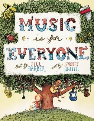 Music Is For Everyone - pr_60777