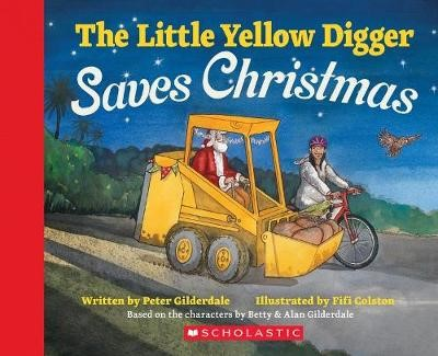 The Little Yellow Digger Saves Christmas -