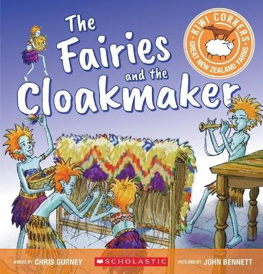 Fairies and Cloakmaker -