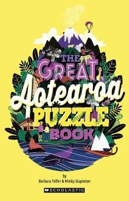 The Great Aotearoa Puzzle Book -