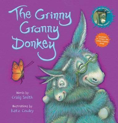 Grinny Granny Donkey Board Book -