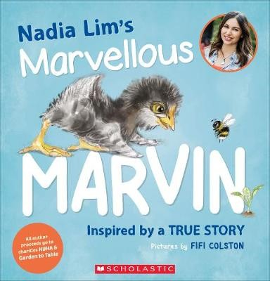 Marvellous Marvin -