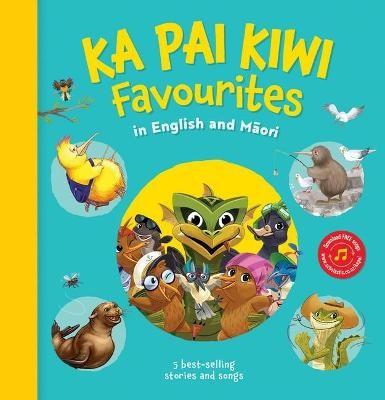KA PAI KIWI FAVOURITES IN ENGLISH & MAO -