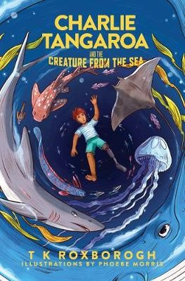 Charlie Tangaroa and the Creature from the Sea -