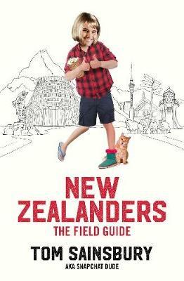 New Zealanders: A Field Guide - pr_1864918