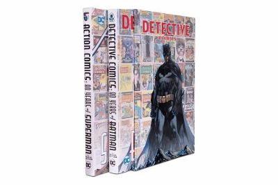 Superman/Batman 80 Years Slipcase Set -