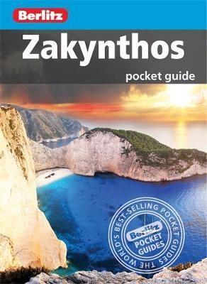 Berlitz Pocket Guide Zakynthos & Kefalonia (Travel Guide) - pr_120594