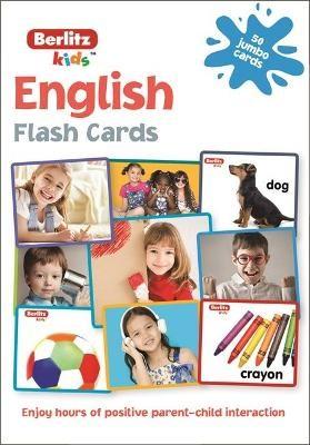 Berlitz Flash Cards English - pr_218217