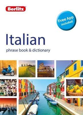 Berlitz Phrase Book & Dictionary Italian (Bilingual dictionary) -