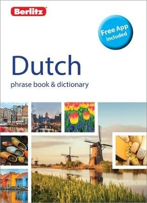 Berlitz Phrase Book & Dictionary Dutch (Bilingual dictionary) -