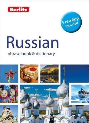 Berlitz Phrase Book & Dictionary Russian (Bilingual dictionary) - pr_43482