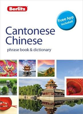 Berlitz Phrase Book & Dictionary Cantonese Chinese(Bilingual dictionary) - pr_247574