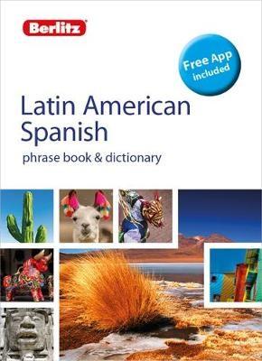 Berlitz Phrasebook & Dictionary Latin American Spanish(Bilingual dictionary) -