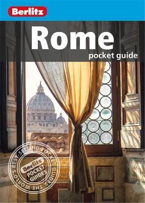 Berlitz Pocket Guide Rome (Travel Guide) - pr_121161