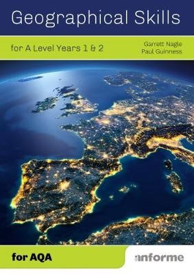 Geographical Skills for A Level Years 1 & 2 - for AQA - pr_4016