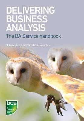 Delivering Business Analysis -