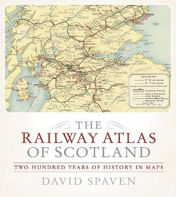 The Railway Atlas of Scotland - pr_172570