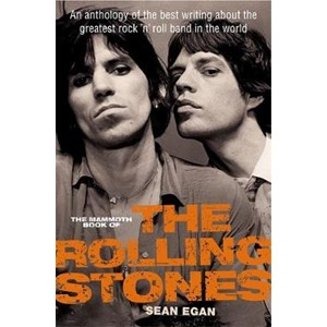 The Mammoth Book of the Rollingstones